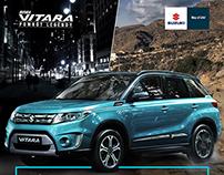 Suzuki Vitara Poland Campaign
