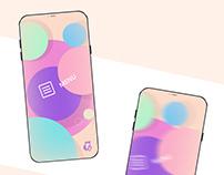 Shake app concept