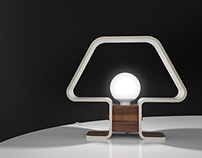 RIBBON_Table Lamp