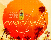 Coco Cafe at Coachella
