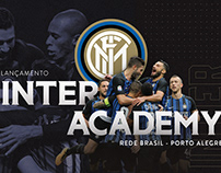Lançamento Inter Academy Porto Alegre