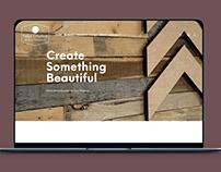Pallet Creation Website