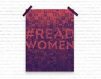 #ReadWomen Campaign
