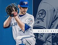 2016 Toronto Blue Jays - Due Ups