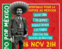 Cantando por México