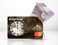 Rabita Bank - Cash 10000 for RabitaCard salary employes