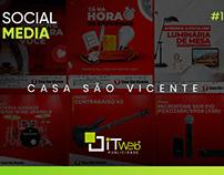 Social Media | Casa São Vicente #1