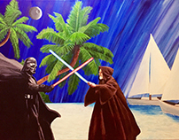 Star Wars Beach