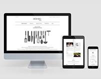 Bokado Grupo, sitio web