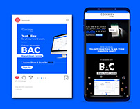 Brand Asset Centre (BAC) - Launch and Promotion
