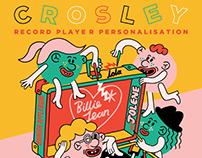 Crosley x UO