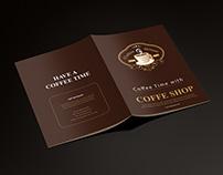 Corporate, Minimal Be-fold Brochure & Handout Design