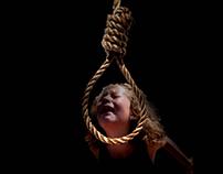 Palestinian Execution