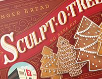 Sculpt-O-Tree Holiday Promotion