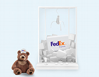 Anything Goes | Fedex Annual Report 2015