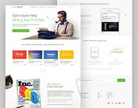 IAC - InstantAdCopy - Website