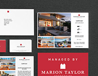 Marion Taylor Properties | Corporate Identity