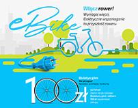 OnePage webiste - bikes seller shop