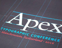 Apex Typography Conference