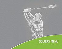 Golfer Menu Bahria Town