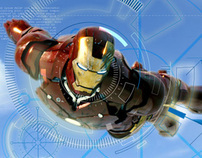 Iron Man en Moviecity - website
