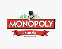 Monopoly Ecuador: It's Yours