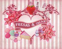 Fresas & Cream