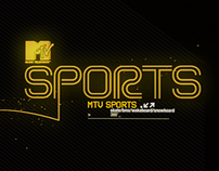 MTV Sports Packaging