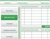 eRest (A Restaurant management System)