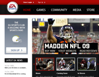 EA Sports : proposal