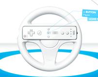 Nintendo MarioKart Wii