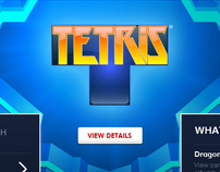 Tetris : website proposal