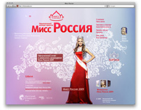 Miss Russia concept