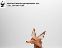 WWF · Campaña Frágiles