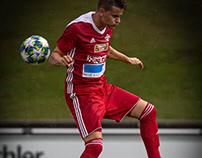 Testspiel FC Baden - FC Blue Stars
