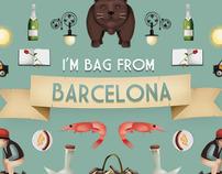 Illa· I'm Bag from Barcelona