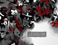Calli Clock