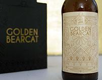 Golden Bearcat Brewery Packaging
