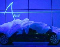 Audi A6 launch event