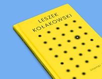 Leszek Kołakowski Ułamki filozofii | Book Cover Design