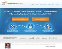 Landing Page Experts Web Design