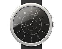 Three dimensional watch