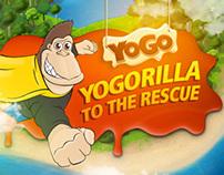 YoGorilla to the Rescue Game