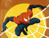 Marvel Comics Fan Art - VINTAGE