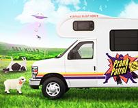 ABC Pimp Scotty's Van Game