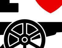I [heart] Arsenal
