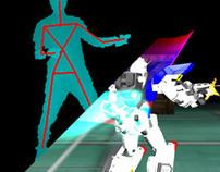 Gundam Kinect