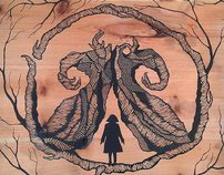 Pan's Labyrinth Illustrated Box