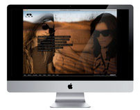 L.G.R eyewear website