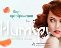 Site beauty shop Nimfa